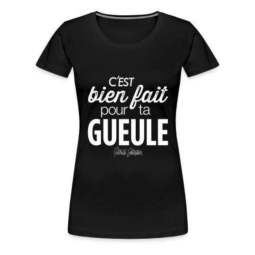 Bien fait - T-shirt Premium Femme
