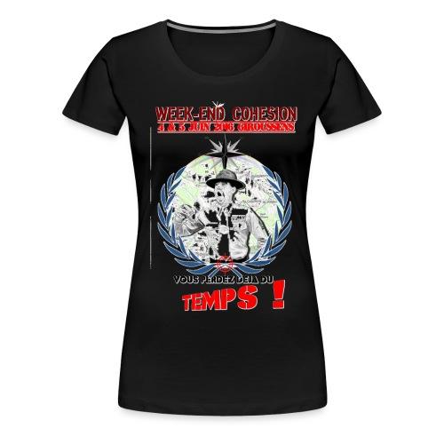 Débardeur femme - T-shirt Premium Femme