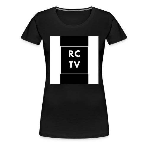 RCTV Logo - Premium-T-shirt dam