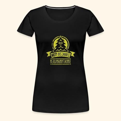 Nerdmanntanne - Frauen Premium T-Shirt