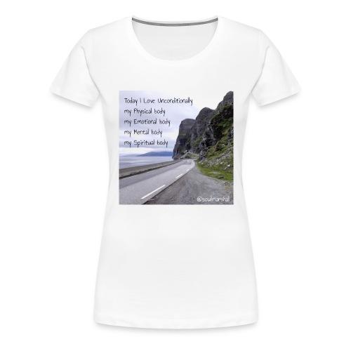 My bodys - Naisten premium t-paita
