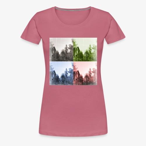 Torppa - Naisten premium t-paita