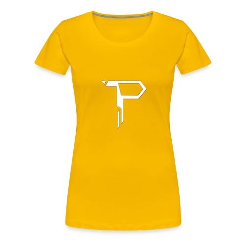 Paris Logo 2017 - Women's Premium T-Shirt