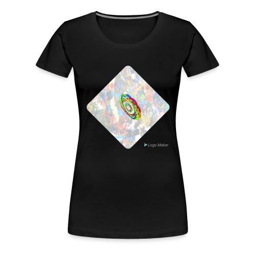 Photo 1523279977700 - T-shirt Premium Femme