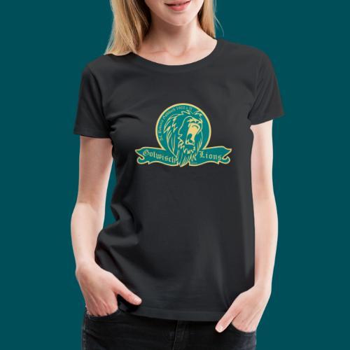 Golwisch Lions - Frauen Premium T-Shirt