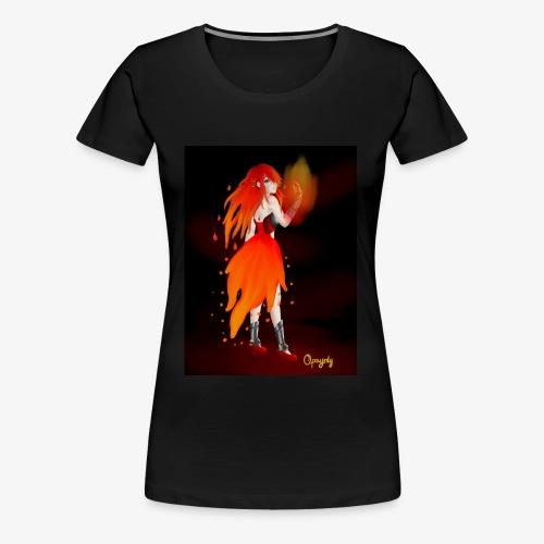 Salamander - T-shirt Premium Femme