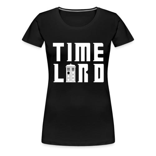Time Lord - Women's Premium T-Shirt