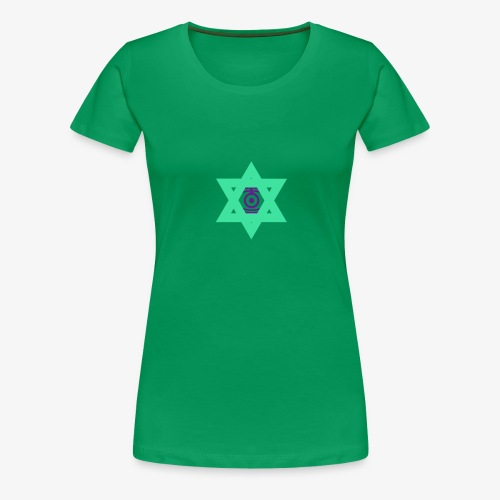 Star eye - Women's Premium T-Shirt