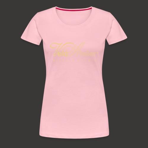 Velo Atelier Logo - Women's Premium T-Shirt
