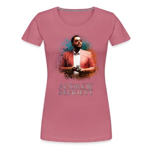 Officier Ruben - T-shirt Premium Femme