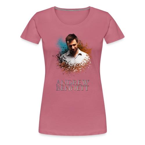 Jonathan Hillgram - T-shirt Premium Femme