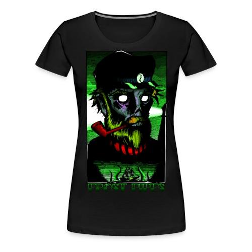 Eldritch Sailor - Women's Premium T-Shirt