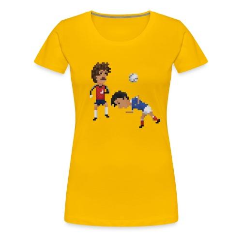 France Germany 82 - Women's Premium T-Shirt