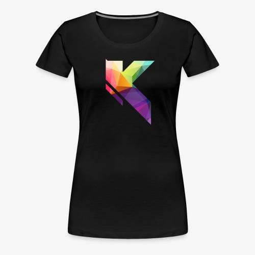 K Bunt OH - Frauen Premium T-Shirt