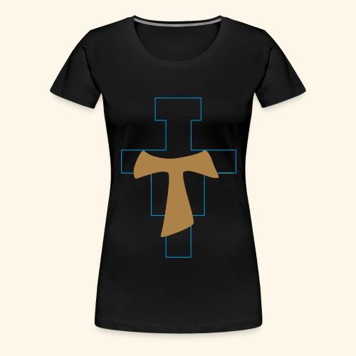 crocitau - Maglietta Premium da donna