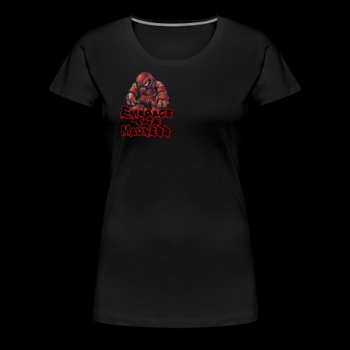 juggy madness - Women's Premium T-Shirt
