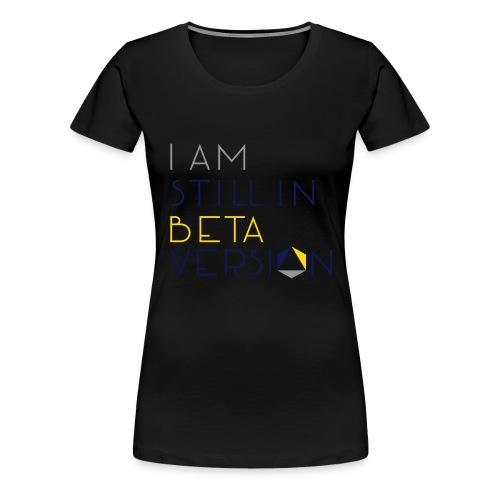 BETA T-Shirt - Women's Premium T-Shirt