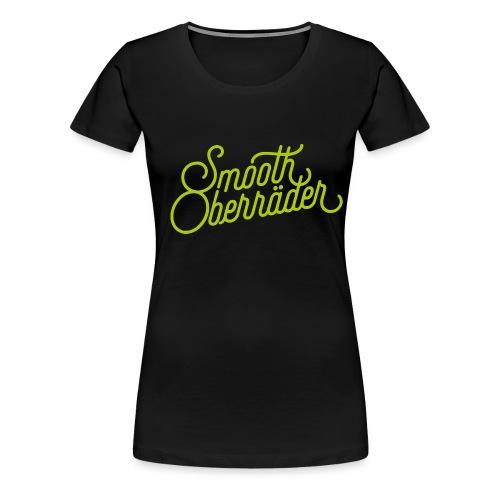 Smooth - Frauen Premium T-Shirt
