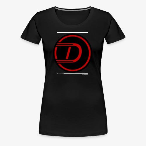000001 - Women's Premium T-Shirt