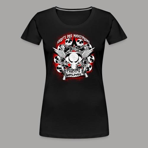 CSARTWORKS SCWW - Frauen Premium T-Shirt