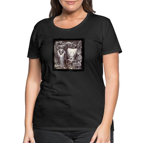 Abbinormal.....GrindCore Metal Band - Maglietta Premium da donna