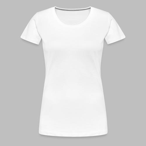 pk teksti - Naisten premium t-paita