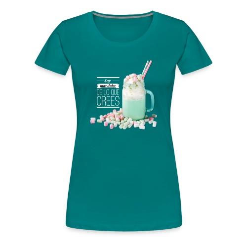 la cosa mas dulce - Camiseta premium mujer