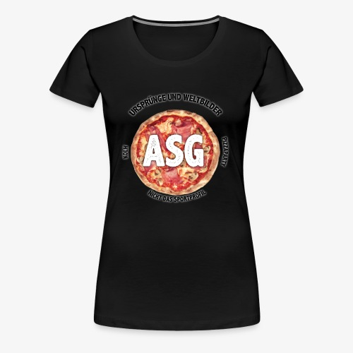 UuW - Pizza - Frauen Premium T-Shirt