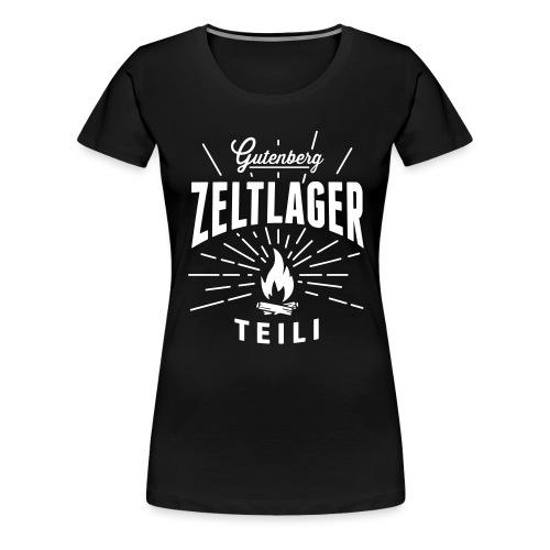 Teilis1 - Frauen Premium T-Shirt