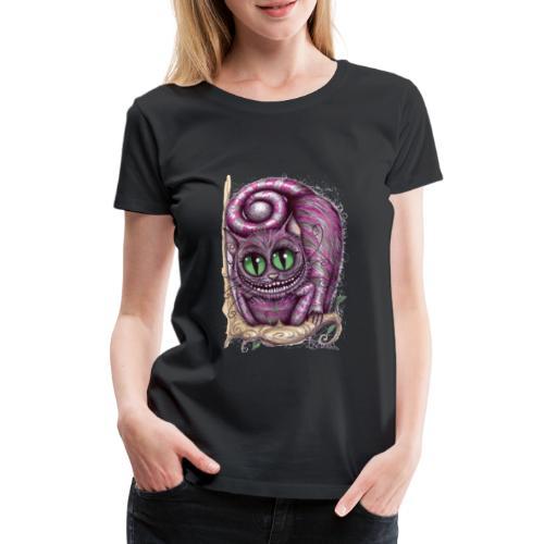 Stregatto Art 3 - Maglietta Premium da donna