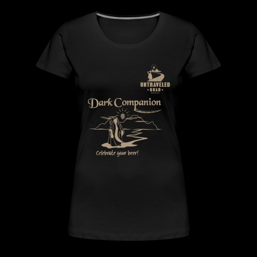 Dark Companion T-Shirt - Frauen Premium T-Shirt