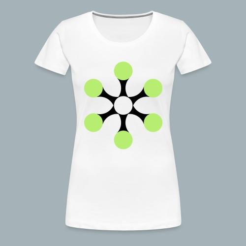 Star Bio T-shirt - Vrouwen Premium T-shirt