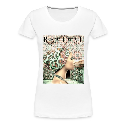 revival tee PRINT jpg - Women's Premium T-Shirt