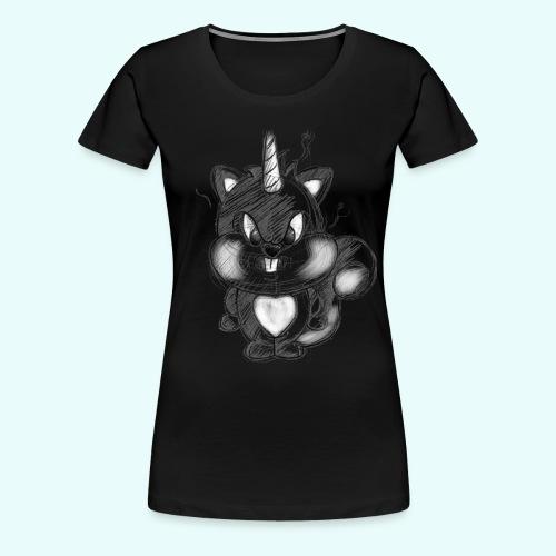 Angy Einhörnchen by myLilimals - Frauen Premium T-Shirt