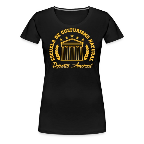 ECN - Camiseta premium mujer