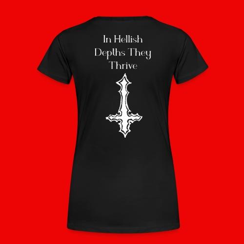 Tortur Shirt - Premium T-skjorte for kvinner