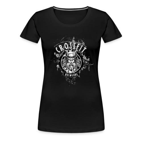 CF Holmgang - Premium T-skjorte for kvinner