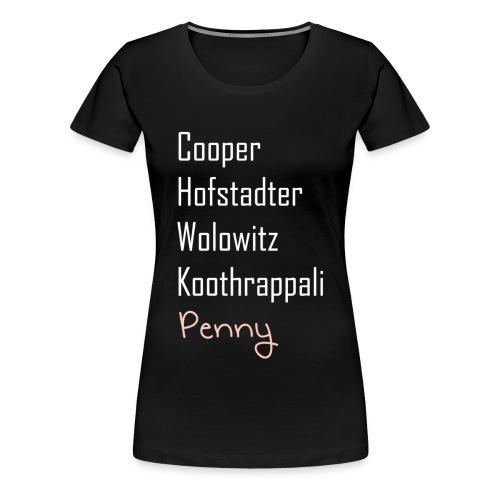 CHWKP - Women's Premium T-Shirt