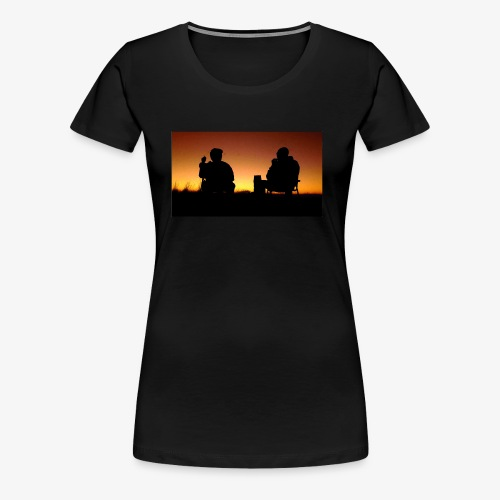 Walter and Jesse - Frauen Premium T-Shirt