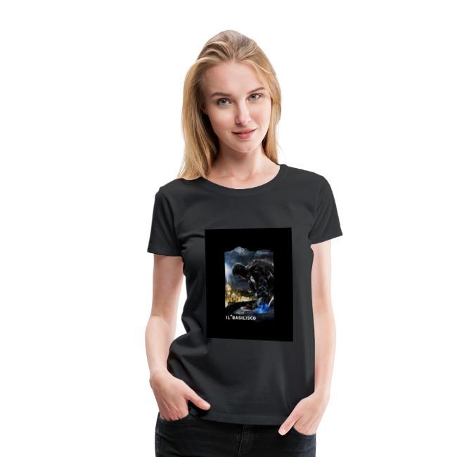 T-shirt del Basilisco