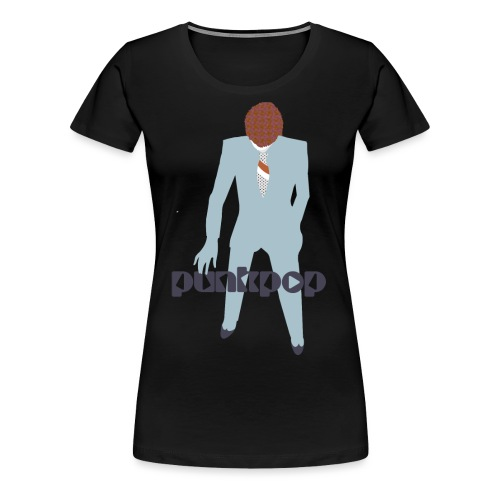 Mars? PunkPop - Maglietta Premium da donna
