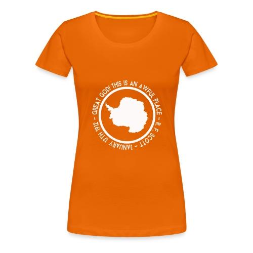 Great God! - Women's Premium T-Shirt