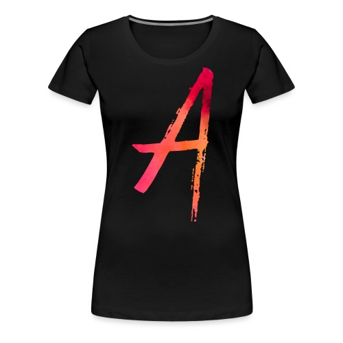 t shirt Adaptiv v2 final png - Frauen Premium T-Shirt