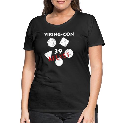 Viking-Con 39 - AFLYST - Dame premium T-shirt