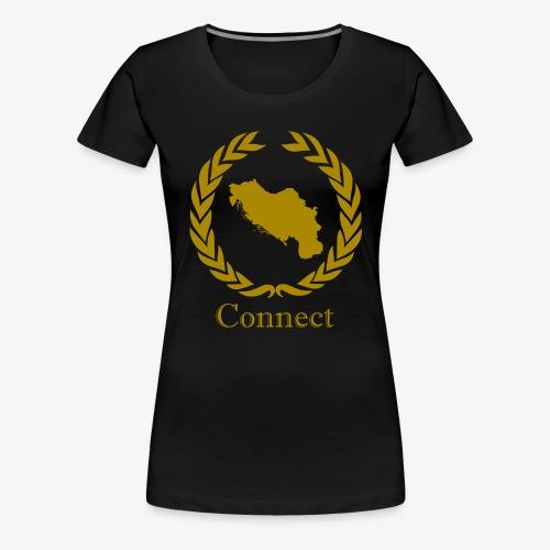 CONNECT COLLECTION LMTD. EDITION - Women's Premium T-Shirt