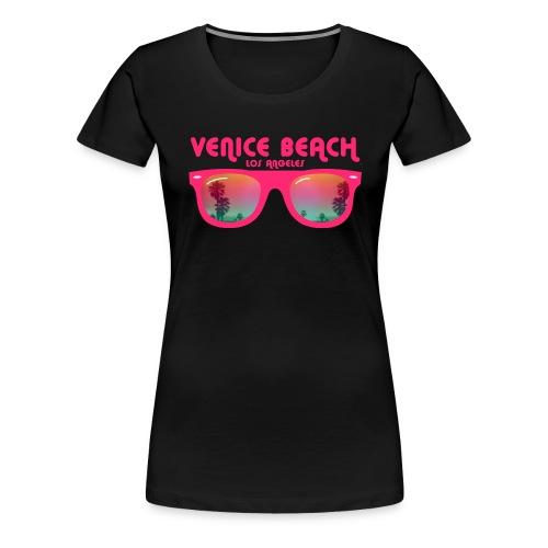 Venice Beach Los Angeles - Women's Premium T-Shirt