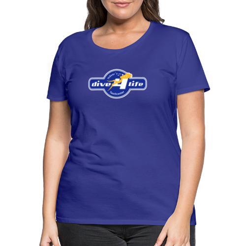 dive4life Style - Frauen Premium T-Shirt