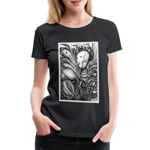 Trapped - Intrappolato - Maglietta Premium da donna