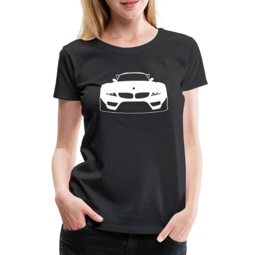 Bavarian Z4 GT3 - Women's Premium T-Shirt