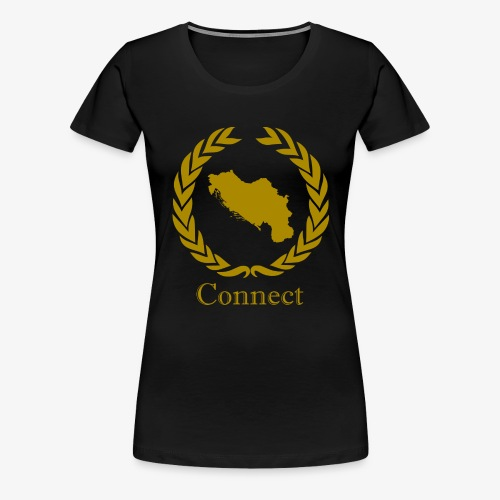CONNECT COLLECTION LMTD. EDITION - Women's Premium T-Shirt